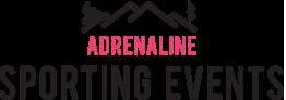 Adrenaline Sporting Events Logo