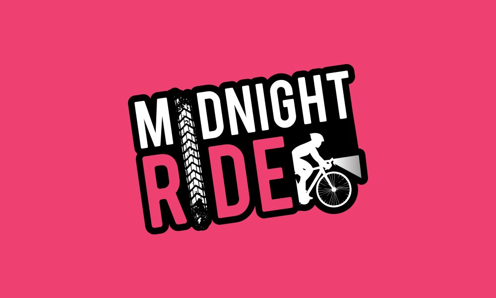 Midnight Ride Cycling Race Event in Oswestry