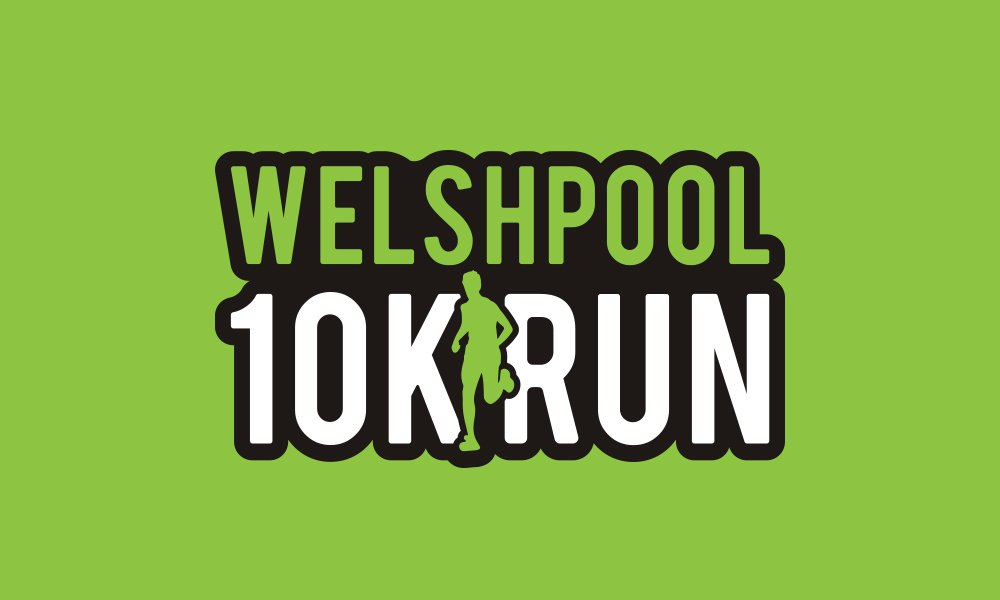 Welshpool 10k running event marathon in Powys Wales