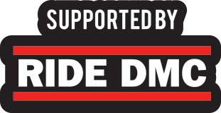 Ride DMC Logo - Supports Midnight Ride