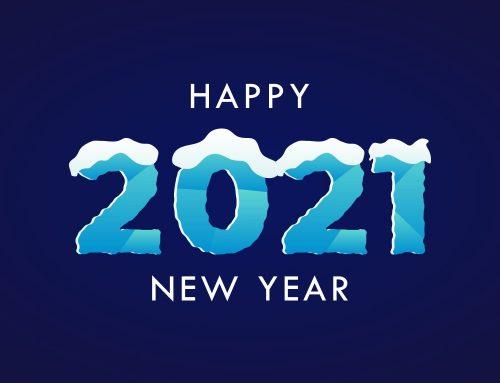 Goodbye 2020 – Hello 2021